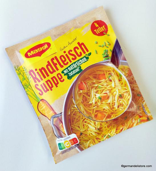 Maggi Guten Appetit Beef Soup
