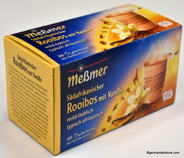 Messmer South African Rooibos with Vanilla