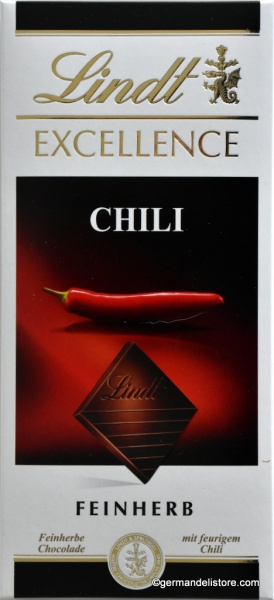 Lindt Excellence Chili Bittersweet