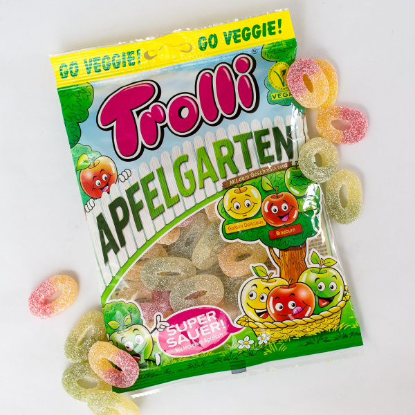 Trolli Big Apple