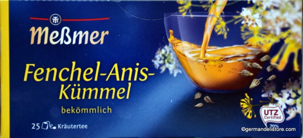 Messmer Fennel-Anise-Caraway