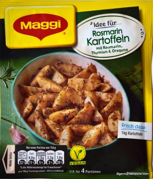 Maggi Fix & Fresh Rosmary Potatoes