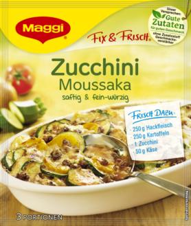 Maggi Fix & Fresh - Zucchini Moussaka | GermanDeliStore.com | {Maggi fix 52}