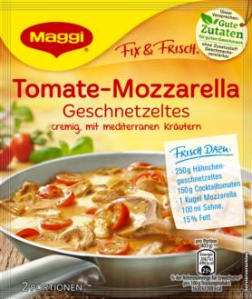 Maggi Fix & Fresh - Tomato Mozzarella Sliced | GermanDeliStore.com | {Maggi fix 49}