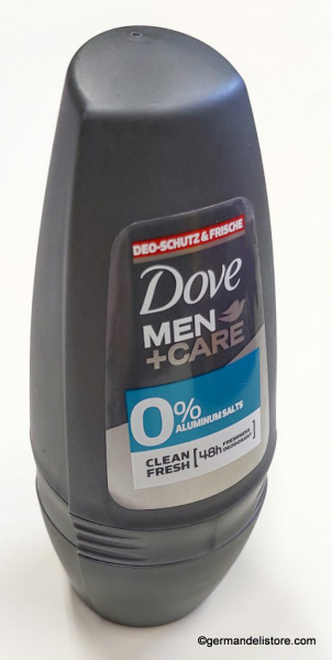 Dove Deo Roll On Men +Care Clean Fresh