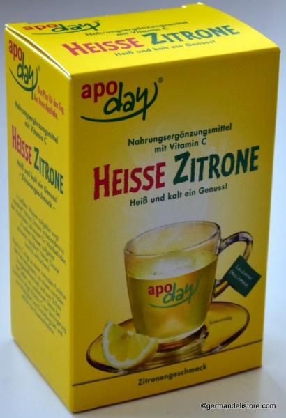 ApoDay Hot Lemon + Vitamin C