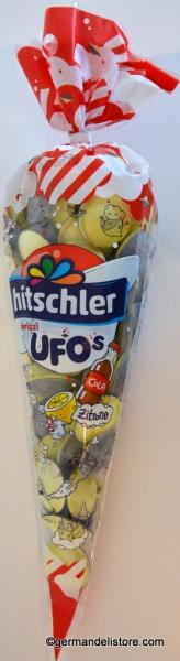 Hitschler brizzl UFOs Cola-Lemon