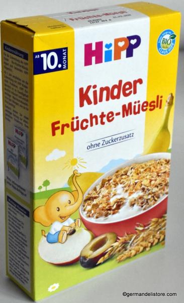 HiPP Fruit Muesli for Kids
