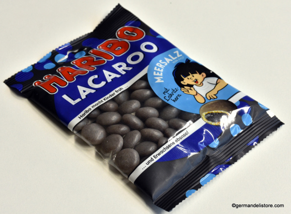 Haribo Lacaroo Sea Salt