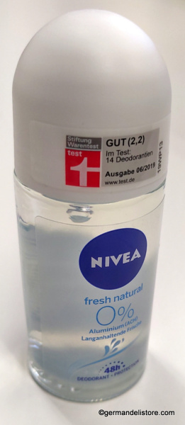 Nivea Deo Roll On Fresh Natural