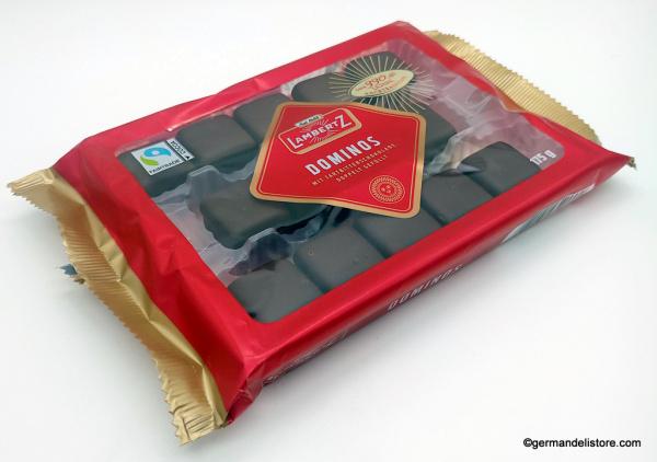 Lambertz Dominos Dark Chocolate