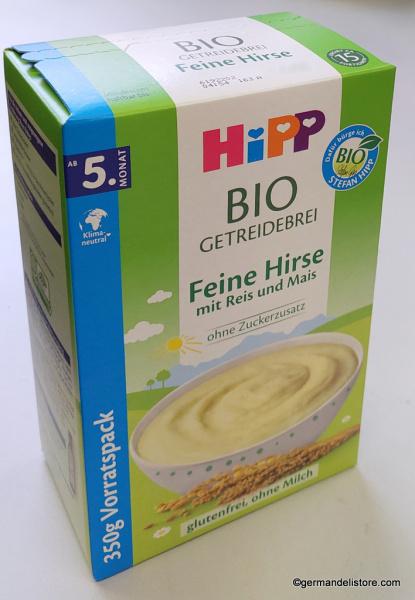 HiPP BIO Grain Meal Fine Millet