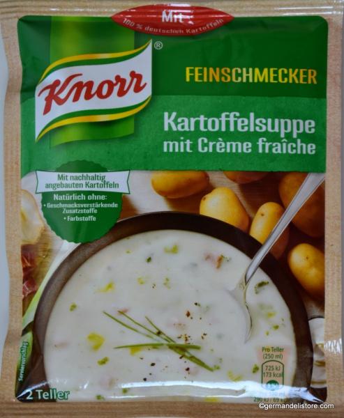 Knorr Gourmet Potato Soup Creme fraiche