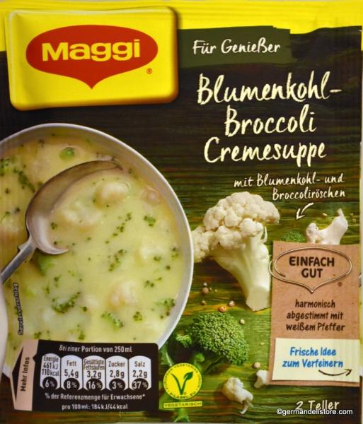 Maggi Für Genießer Cauliflower-Broccoli Cream Soup