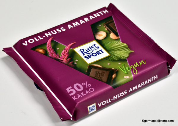 Ritter Sport Whole Hazelnuts Amaranth