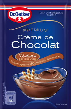 Dr.Oetker Creme de Chocolat Milk Chocolate