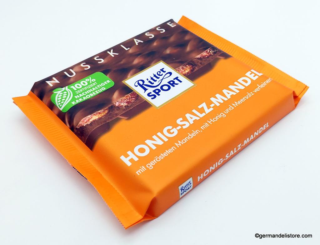 Ritter Sport Honig Salz Mandel