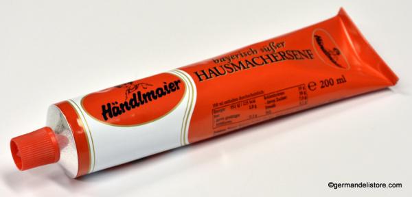 Händlmaier Bavarian Sweet Homemade Mustard
