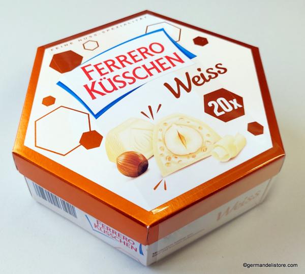 Ferrero Küsschen White