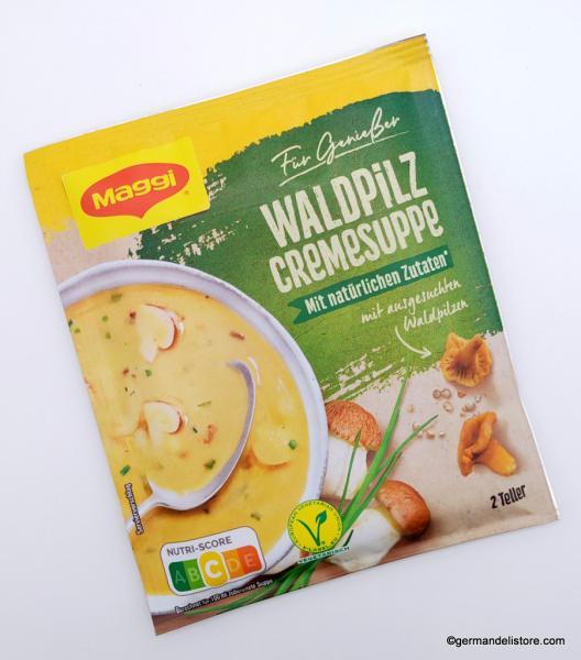Maggi Für Genießer Wild Mushroom Cream Soup