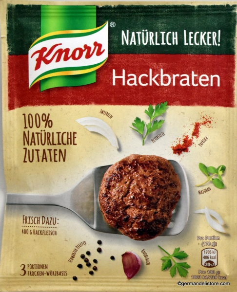 Knorr Fix Naturally Delicious Meatloaf