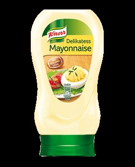 Knorr Delikatess Mayonnaise