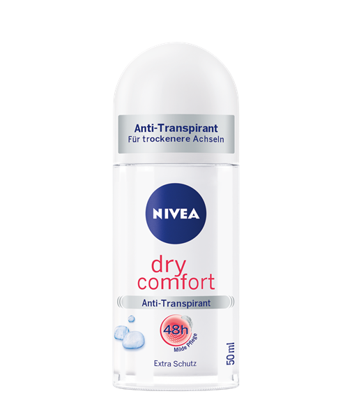 Nivea Deo Roll On Dry Comfort