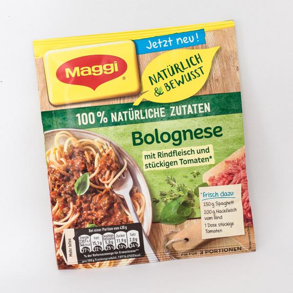 Maggi Fix Natural Bolognese