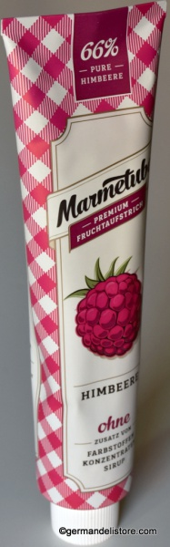 Marmetube Raspberry Spread