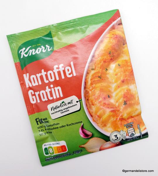 Knorr Fix for Potato Gratin
