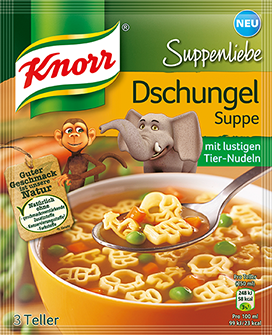 Knorr Suppenliebe Jungle Soup