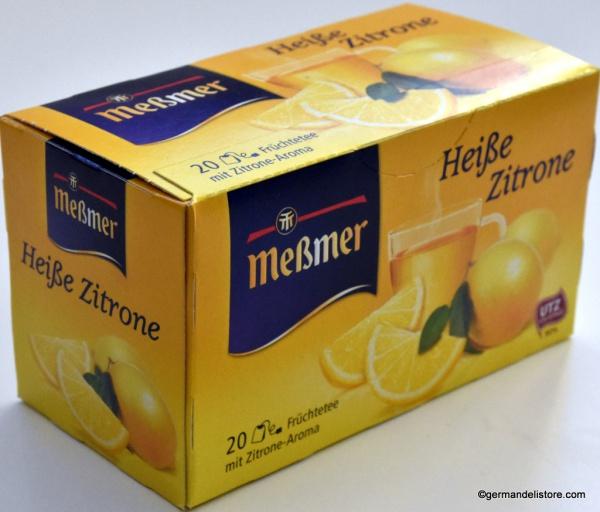 Messmer Hot Lemon
