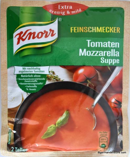 Knorr Gourmet Tomato Mozzarella Soup