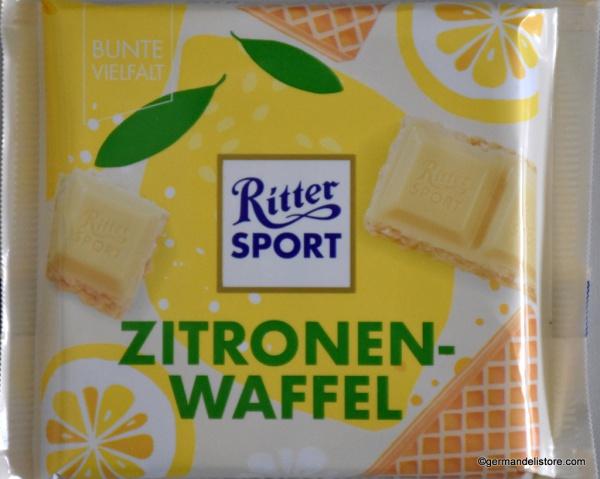 Ritter Sport Lemon Wafer