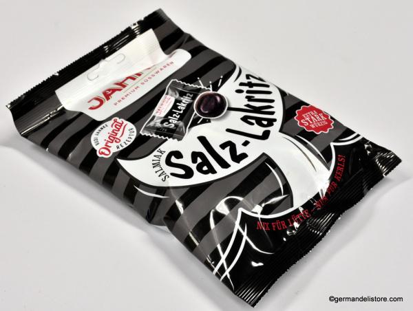 Jahnke Salmiak Salt Licorice