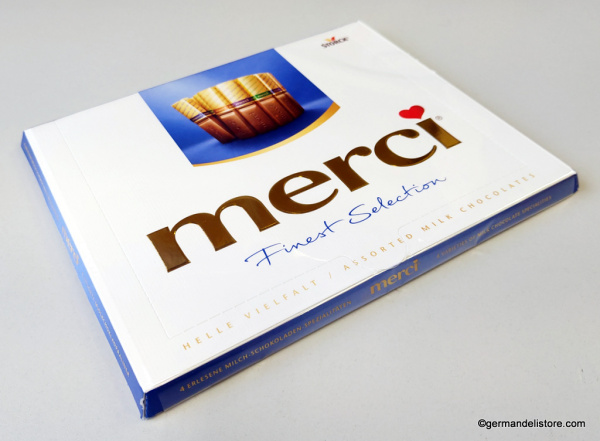 Storck Merci Finest Selection Milk Chocolate