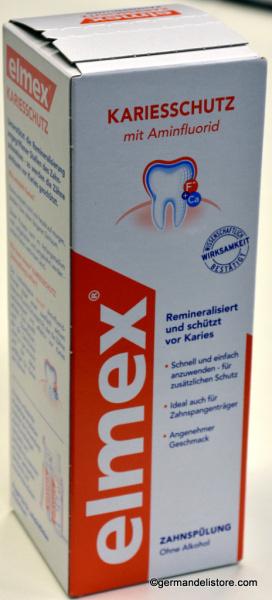 Elmex Caries Protection Mouthwash