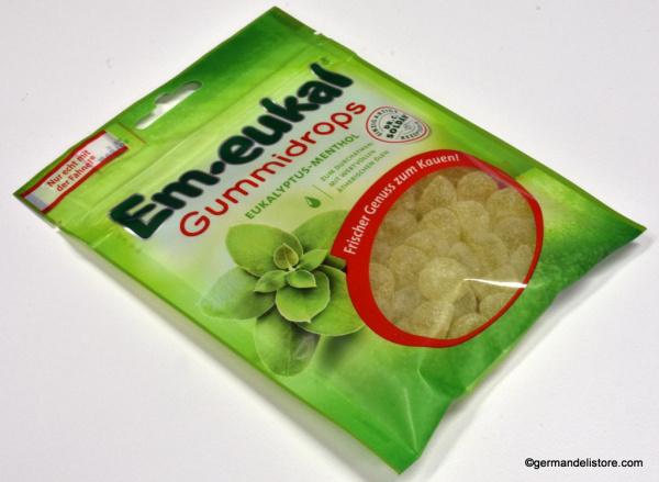 Dr.C. Soldan Em-eukal Gumdrops Eucalyptus-Menthol