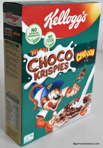 Kellog's Choco Krispies Chocos