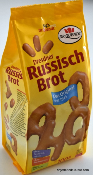 Dr.Quendt ABC Russian Bread