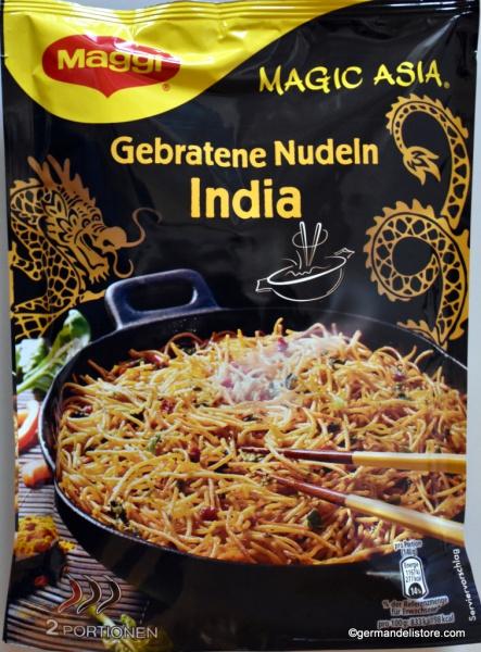 Maggi Magic Asia Fried Noodles India