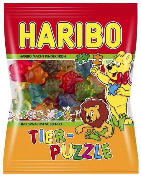 Haribo Animal Puzzle