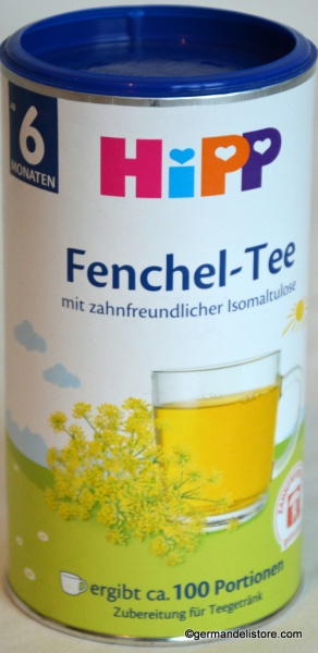 HiPP Fennel Tea