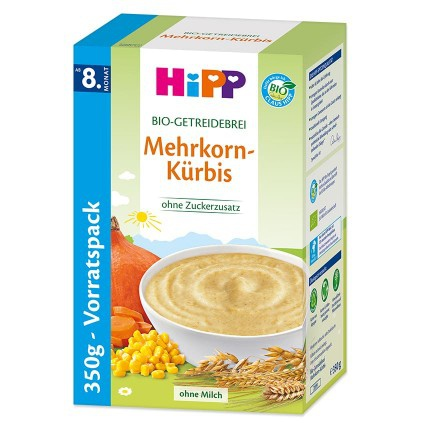 HiPP BIO Grain Meal Multigrain Pumpkin