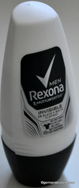 Rexona Men Invisible Black & White