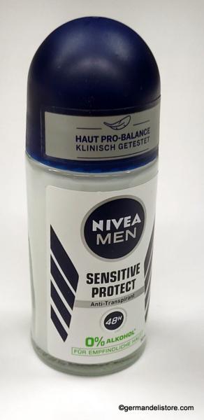 Nivea Deo Roll On Men Sensitive Protect