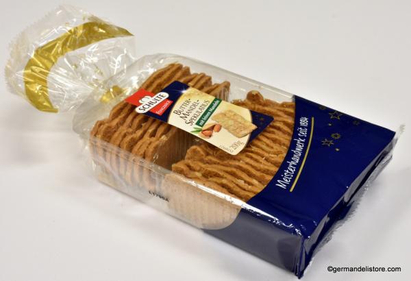 Schulte Butter Almond Spekulatius