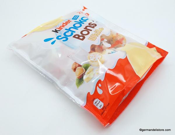 Ferrero Kinder Schoko Bons White