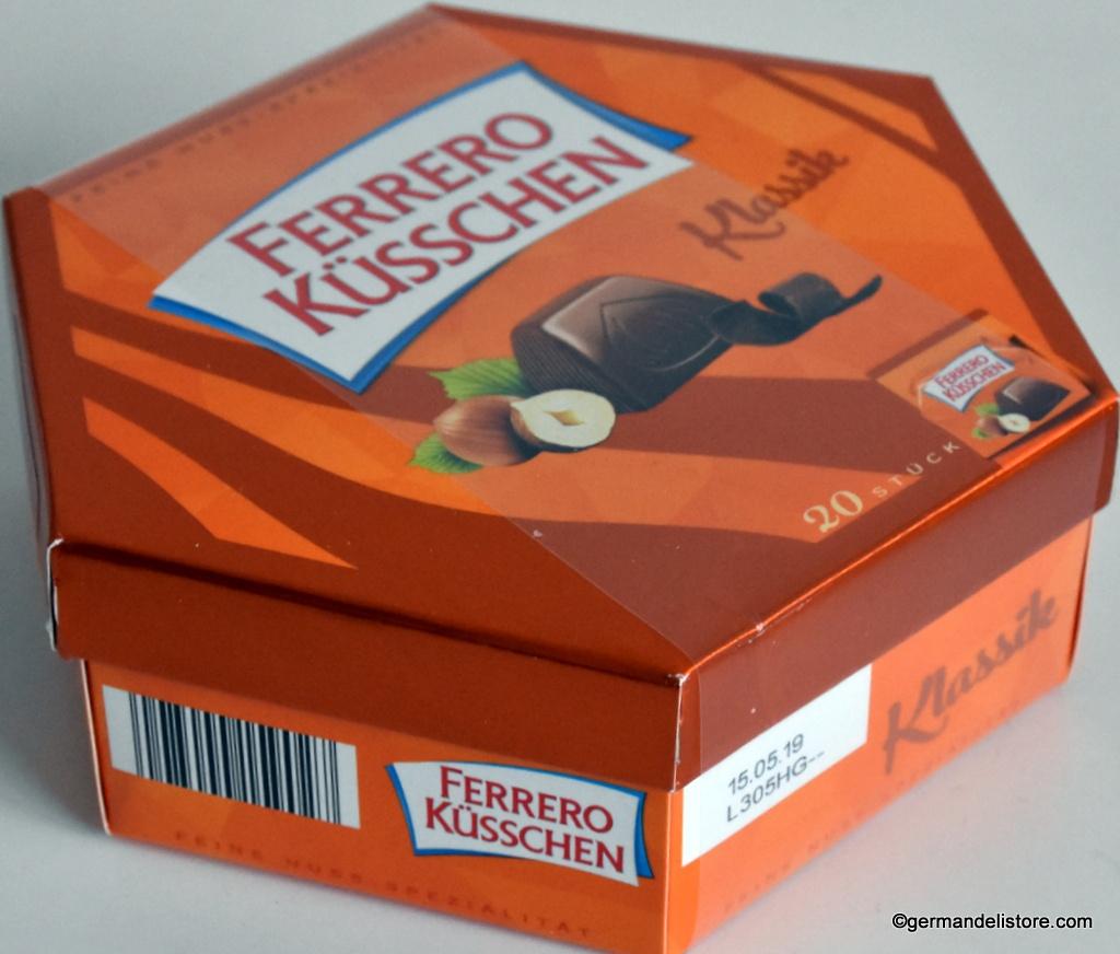 Ferrero Kusschen Hazelnut Pralines Germandelistore Com