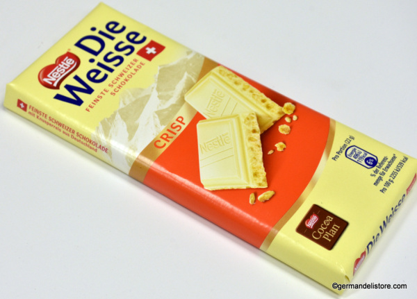 Nestlé White Crisp